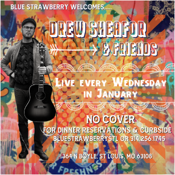 Drew and Friends Wednesdays 7pm to 10pm - No Cover