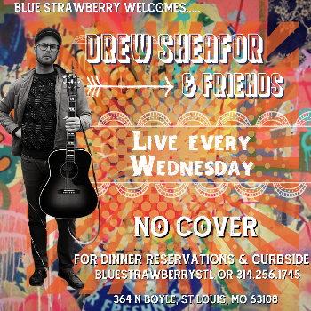 8pm to 11 pm. No Cover.